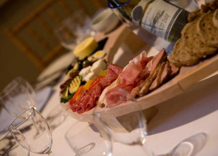Barn weddings - with catering